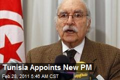 Tunisia Appoints New PM