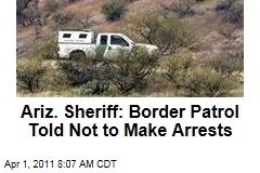 corruption notice irony border patrol shot 300 bullets smugglers corrupt border patrol