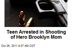 Teen Arrested in Shooting of Hero Brooklyn Mom