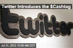 Twitter Introduces the $Cashtag