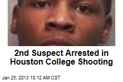 2nd Suspect Arrested in Houston College Shooting
