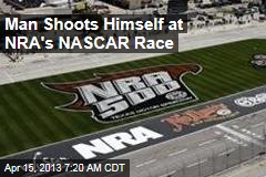 Man Shoots Himself at NRA's NASCAR Race
