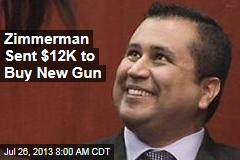 Gun Group Sends $12K to Zimmerman