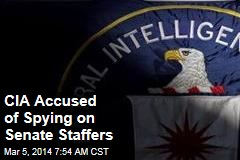 Feds Investigate Claims CIA Spied on Senate