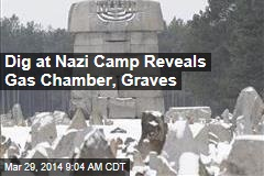 Treblinka Dig Reveals Gas Chamber, Graves