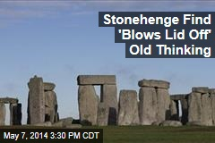 People Have Lived Near Stonehenge for Over 10K Years