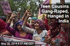Teen Sisters Gang-Raped, Hanged in India